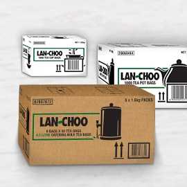 LAN-CHOO's new packs