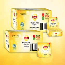 LIPTON Yellow Label Quality Black