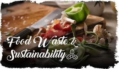 Food Waste & Sustainability