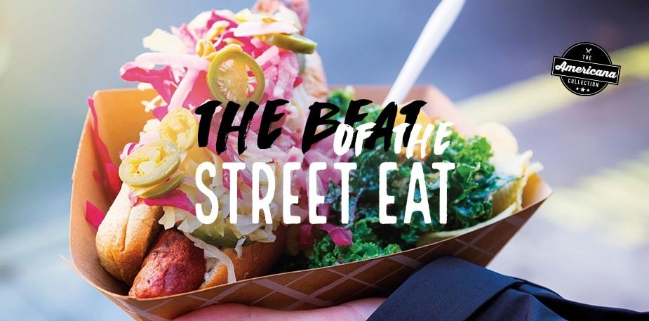 The beat of the street eat