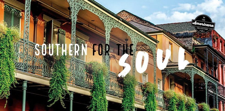 Southern for the soul