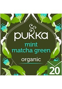 PUKKA Mint Matcha Green Tea 20's -