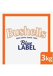BUSHELLS Blue Label Tea 3 kg carton -