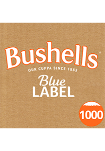 BUSHELLS Tea Pot Bags 1000's - BUSHELLS has a long tradition of bringing Aussies together for a good chat over a great cuppa. This staple-free pack is ideal for catering and more.