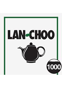 LAN-CHOO Envelope Tea Pot Bags 1000's