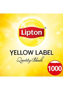 LIPTON Quality Black Tea Pot Bags 1000's