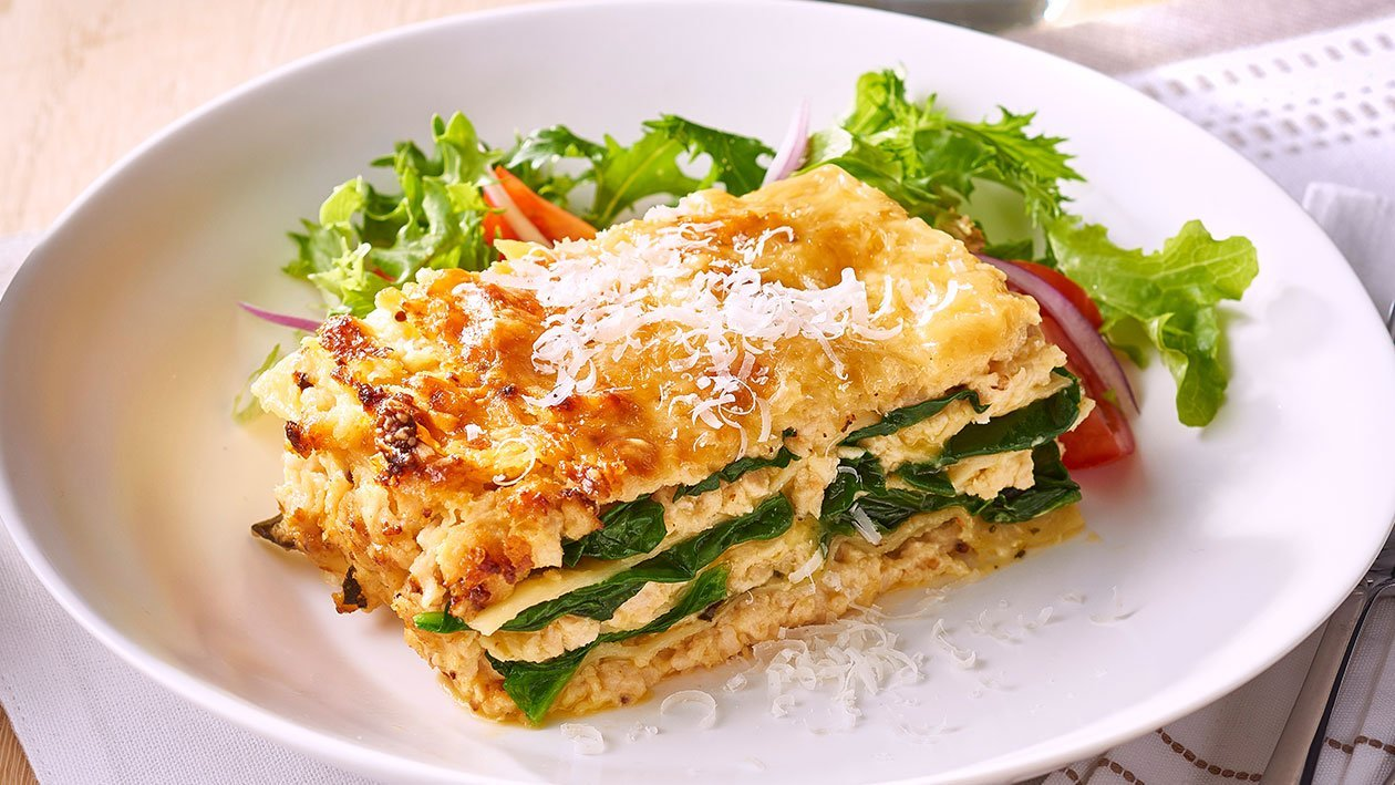 Chicken Mornay Lasagne – Recipe