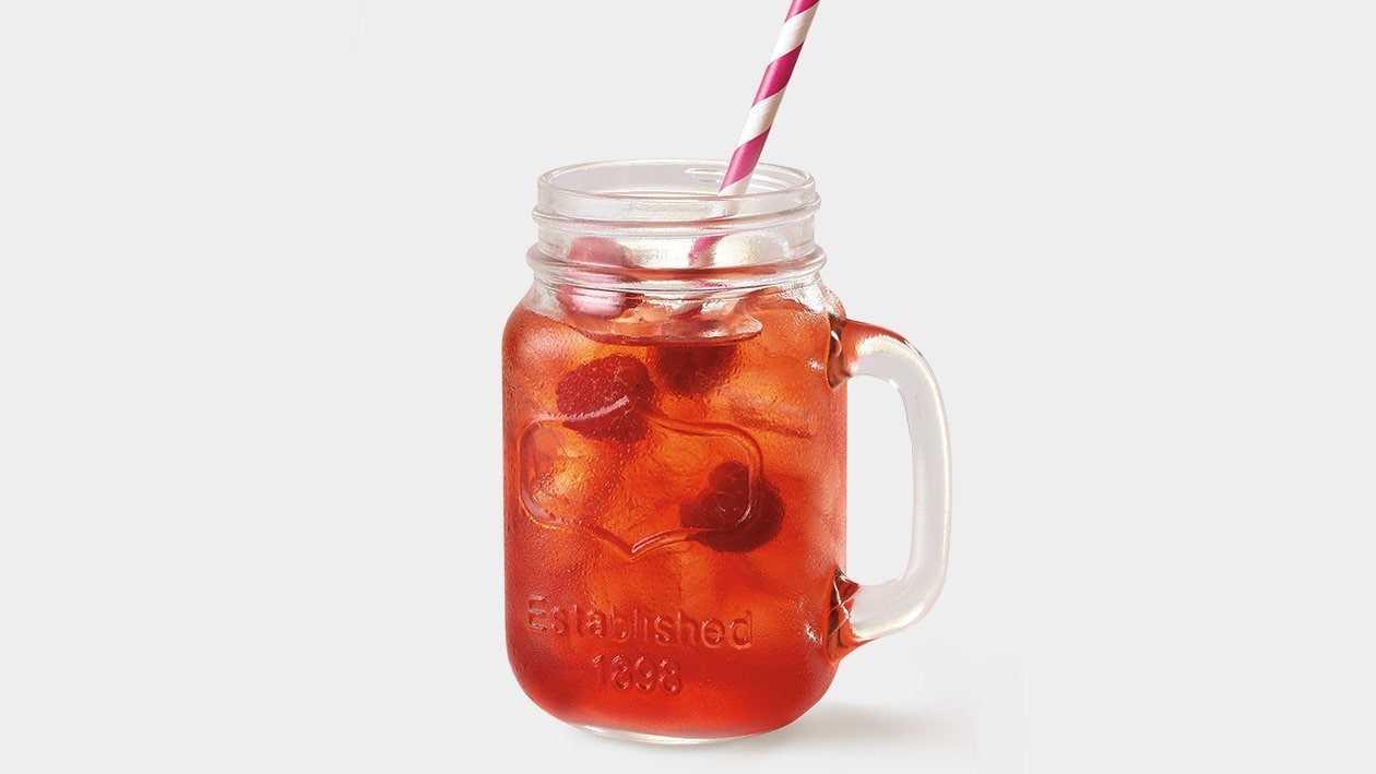 Raspberry and Vanilla Cold Brewed Tea – Recipe