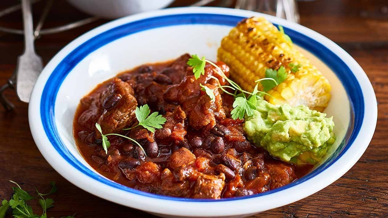 Low and Slow Chipotle Chilli Bowl – Recipe