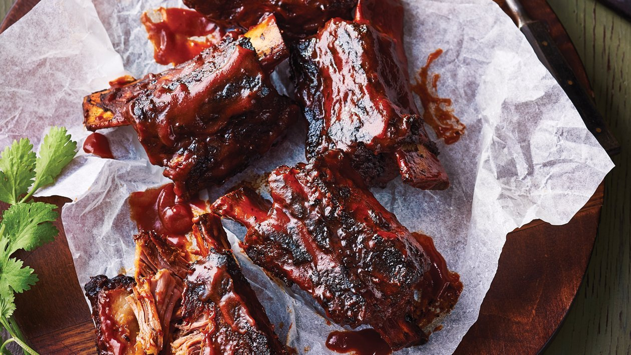 Smoky Chipotle American Beef Ribs – Recipe