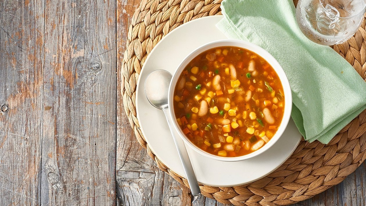 Mexican Vegetable Soup – Recipe