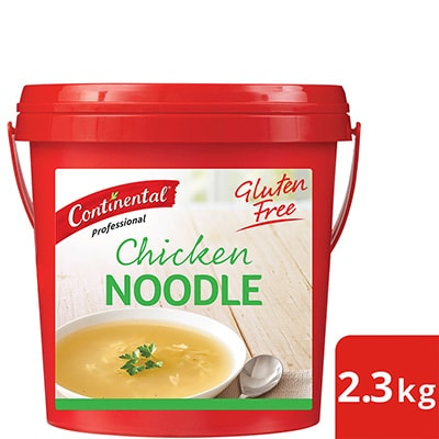 CONTINENTAL Professional Gluten Free Chicken Noodle Soup Mix 2.3kg
