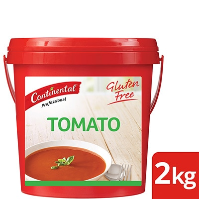 CONTINENTAL Professional Gluten Free Tomato Soup Mix 2kg -
