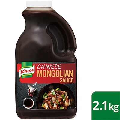 KNORR Chinese Mongolian Sauce GF 2.1kg -