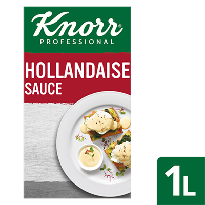 KNORR Garde d'Or Hollandaise Sauce 1 L