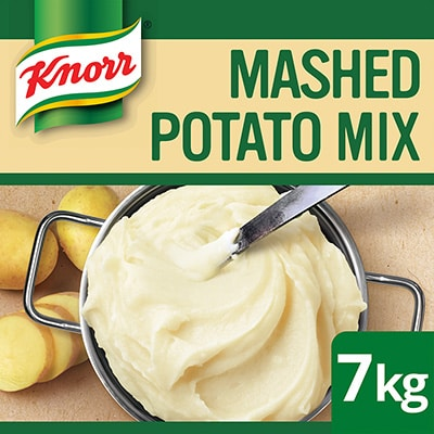 KNORR Instant Mashed Potato Mix 7 kg -