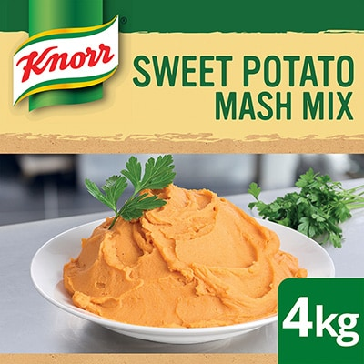 KNORR Instant Sweet Potato Mash 4 kg -