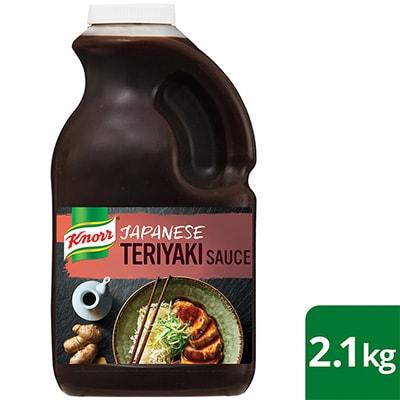 KNORR Japanese Teriyaki Sauce GF 2.1 kg -