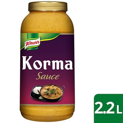 KNORR Patak's Korma Sauce 2.2 L -