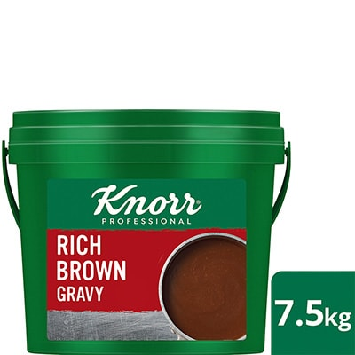 KNORR Rich Brown Gravy 7.5 kg -